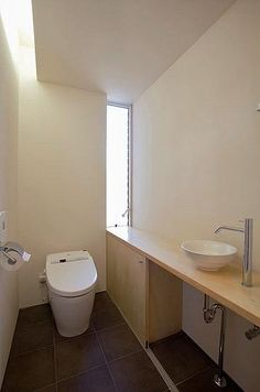 Bathroom Toilets, Washroom, Minimal Home, Urban Planning, Bathroom Interior, Powder Room, New Homes, House, Furniture