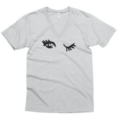 Fine Jersey American Apparel t-shirt illustrated by Samantha Hahn