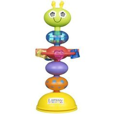 Lamaze Bendy Bug Highchair Toy from #norooni