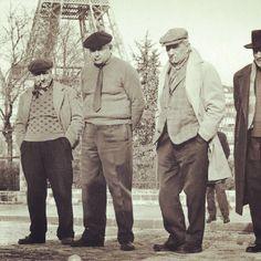 Bocce in Paris