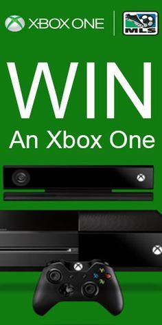 Win An Xbox One Enter thru Oct 31