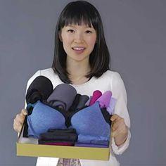 Esta japonesa te enseña a doblar toda tu ropa y cambiará tu vida para siempre