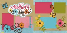 Mothers Day Page Kit