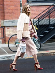 Once Again Olivia Palermo Just Made Zara Look Really Expensive via @WhoWhatWearUK