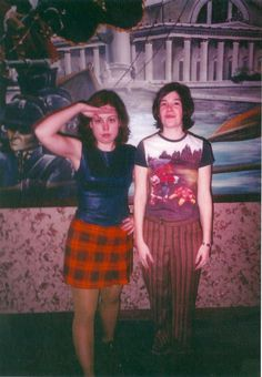 Corin Tucker & Carrie Brownstein