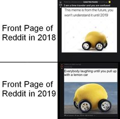 Best Lemon Car Meme that was predicted - ViralMadness Funny Puns, Bad Puns, Haha Funny, Funny Quotes, Hilarious, Funny Stuff, Funny Things, Lol, Fresh Memes
