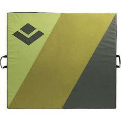 Advertisement Ebay Black Diamond Impact Crash Pad Tri Green 100x114x10cm Climbing Gear Madison Heights Kids Helmets