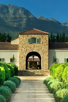 Waterford Estate- A Unique Stellenbosch Wine Experience
