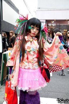 Harajuku Tokyo fashion