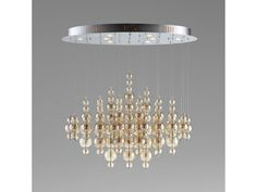 Anniversary Chandelier - to. die. for!