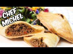 Empanadas - YouTube Empanadas, Future Videos, Hot Dog Buns, Make It Yourself, Ethnic Recipes, Tortilla, Michel, Youtube, Food