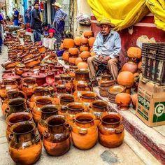 Alfareros de Yecapixtla, Morelos