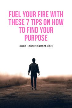 Finding your purpose can often be a challenge. It can be stressful to decide what you want to be when you grow up, especially if you still don't know once you reach college. But fear not, for we are here to help. Here you will find 7 helpful tips for finding your purpose in life. Be inspired by these ideas! #HowToFindYourPurposeTips #HowToFindYourPurposeInLife
