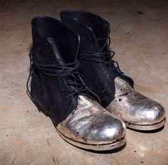 I think you would like these shoes Dimissianos &Miller boots