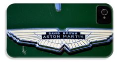 Aston Martin Badge iPhone 4/4S Case