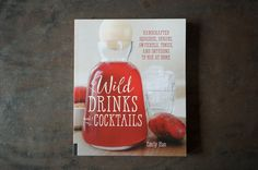 Classic Switchel - molasses, apple cider vinegar & ginger | from Wild Drinks and Cocktails by Emily Han via Food in Jars