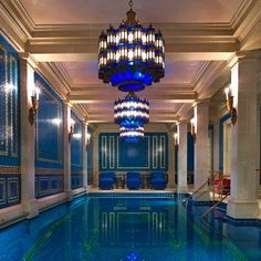 http://www.hgtv.com/video/subterranean-grecian-spa-video/index.html Take a look at this amazing pool featured on  Million Dollar Rooms built by Pool Environments