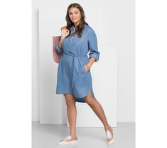 Club Monaco offers chic and stylish men's and women's clothing. Discover fashionable dresses, shirts, pants and more when you shop Club Monaco. Silk Shirt Dress, Jeans Dress, Denim Dresses, Chambray Dress, French Connection, Five Jeans, Club Dresses, Summer Dresses, Target Dresses