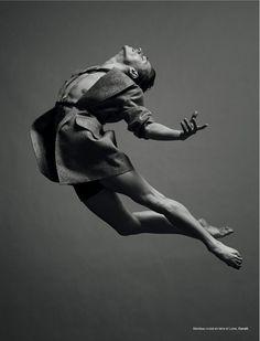 Sergei Polunin - Jeux De Scene - Numero Homme 2015 Jacob Sutton @J_Sutton_Studio via @NumeroMagazine for #motion