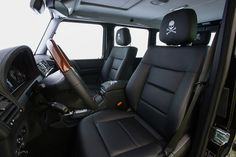 mastermind JAPAN x Mercedes-Benz - AMG Long mastermind Limited - Freshness Mag Mercedes G55 Amg, Mercedes G Class, G63 Amg, Mastermind Japan, Benz G, Ex Machina, Skull And Bones, Technology Gadgets, Car Seats
