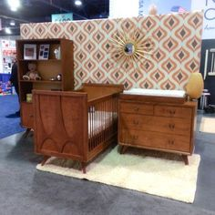 High-end dream Mid Century Modern collection! Newport Cottages Skylar at ABC Kids Expo 2015