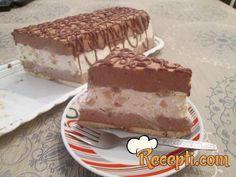 Voćna torta sa tri vrste čokolade - Recepti.com