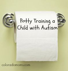 Potty Training a Child with #Autism (Tips & Tricks)