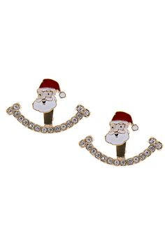 CHRISTMAS SANTA EAR JACKETS