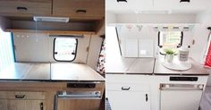 """Caravan Renovation Tip #1 Nothing looks as bright & clean as fresh white paint! <h2 style=""""text-align:..."""