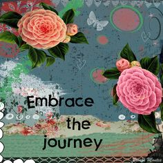Flower collage painting artwork - Embrace | Flickr - Photo Sharing!