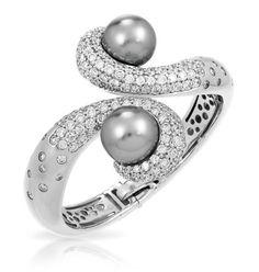 Capri Jewelers Arizona  ~ www.caprijewelersaz.com Infinity Collection from Belle Étoile - Great for Weddings