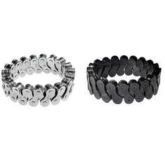 Bike Chain Cuff Bracelet