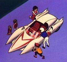 マッハ号 Mach GoGoGo Speed Racer