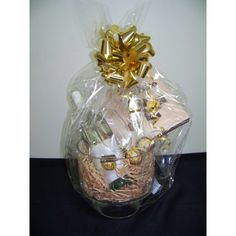 Gift basket includes - 	Milk chocolate assortment 	Ferrero Rochers 	Brown Brothers Sauv. Blanc 	Wine glass Presented in a gift wrapped glass serving bowl $54.95 #giftbasket #christmas #wine  www.astylishcelebration.com.au