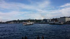 Galatadan İstanbul