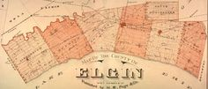 Free online Genealogy in Elgin County Ontario Canada Family Genealogy, Old Maps, Cartography, Ancestry, Family History, Ontario, Vintage World Maps, Blog, People