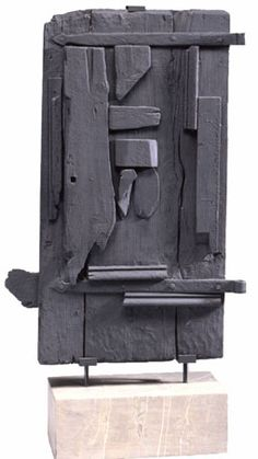 Louise Nevelson – Senza titolo, 1959