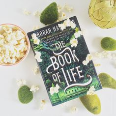 """We'll file this photo theme under delicious and whimsical! Just when we thought one of our favorite books couldn't get any better... whimsy_reader on Instagram: """"Day24 of #octscarybookchallenge15 is #bookandpopcorn. Happy national popcorn month! I picked up this beauty today at a thrift store for $5! #thebookoflife  by #deborahharkness #photochallenge #booklove #booknerd #bookworm #bookaddict #bookstagram #igreads #readersofinstagram #readtoday #ilovetoread"""""""