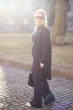 All blue Normcore, Blue, Outfits, Style, Fashion, Outfit, Moda, La Mode, Fasion