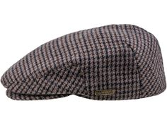 fafa0781764 Classic Snap Bill Ivy League Cap Wool and 10% of by SterkowskiHats Ivy  League
