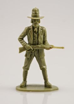 MTSC's News From The Front: Figure of the Week #60: Airfix 1/32nd Scale Plastic Cowboy