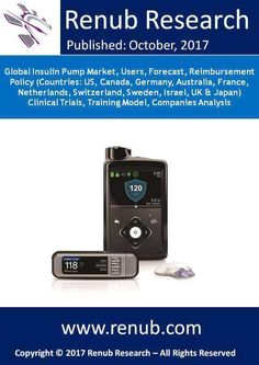 Global insulin pump market is expected to cross US$ 8 Billion by 2024. Global Insulin Pump Market, Users, Forecast, Reimbursement Policy (Countries: US, Canada, Germany, Australia, France, Netherlands, Switzerland, Sweden, Israel, UK & Japan) Clinical Trials, Training Model, Companies Analysis is the 2nd edition published by Renub Research on Insulin Pump Market. This 240 page report with 123 Figures and 12 Tables provides a detailed and comprehensive insight of the Global Insulin Pump…