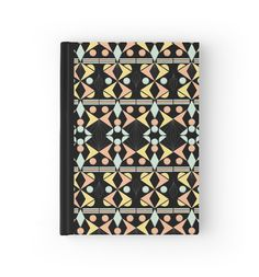 Hardcover Journal by Elle Tamata (Available in ruled line, blank or graph paper)