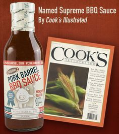 Cook's Illustrated Best BBQ Sauce