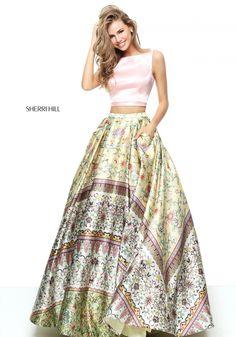 Sherri Hill 50924 - International Prom Association