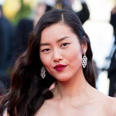 Liu Wen en Chopard Festival de Cannes 2014