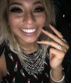 Pentatonix Member Kirstin Maldonado Is Engaged! See the Singer's Engagement Ring   E! News