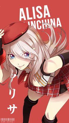 Alisa Illinchina V2 ~ Korigengi | Wallpaper Anime