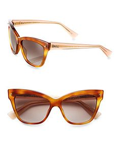 Dior Plastic Cat's-Eye Sunglasses  RonitStylist