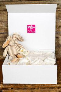 Luxury Organic 6 piece Unisex Gift Box